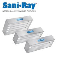 SaniRay® Germicidal UV Fixtures
